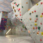 Boulderhalle - neue Routen